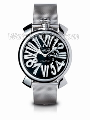 GaGa Milano Slim 46MM 5080.2 Unisex Watch