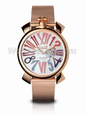 GaGa Milano Slim 46MM 5081.1 Unisex Watch