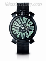 GaGa Milano Slim 46MM 5082.2 Unisex Watch