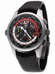 Girard Perregaux Worldwide Time Control 49800-22-611-FK6 Mens Watch