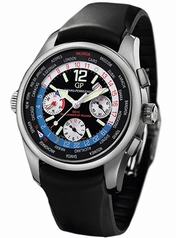 Girard Perregaux WW.TC 49800-21-657-FK6A Mens Watch