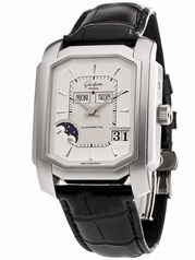 Glashutte Karree Automatic 39-51-02-02-04 Mens Watch