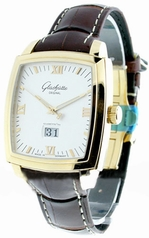 Glashutte Karree Mechanical 22-02-51-51-04 Mens Watch