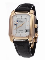 Glashutte PanoGraph 39-43-07-05-0 Mens Watch