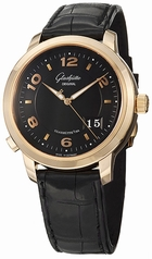 Glashutte PanoMaticCentral 100-03-22-11-05 Mens Watch