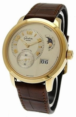 Glashutte PanoMaticDate 9002311104 Mens Watch