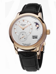 Glashutte PanoMaticLunar 90-02-01-01-04 Mens Watch