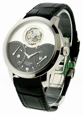 Glashutte PanoMaticTourbillon 41-03-04-04-04 Mens Watch