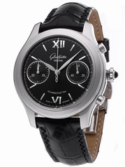 Glashutte PanoRetroGraph 39-34-13-02-04 Mens Watch