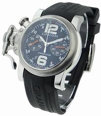 Graham Chronofighter 2CRBS.B02A.K25B-1440-Vaul Mens Watch