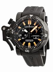 Graham Chronofighter Oversize 2OVDIKVAZ.B02A.K10B Mens Watch