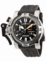 Graham Chronofighter Oversize 2OVDIVAS.B03A.K10B Mens Watch