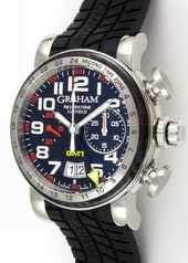 Graham Grand Silverstone Luffield 2GSIUS.B08A.K07B Mens Watch