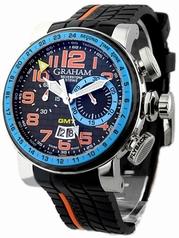 Graham Grand Silverstone Stowe Racing 2BLBH.B02A.K45B Mens Watch