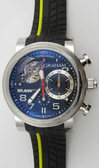 Graham Tourbillograph 2BRTS.B01A.K68S Mens Watch