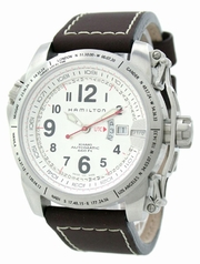 Hamilton Khaki Action H62555753 Mens Watch