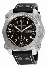 Hamilton Khaki Navy H78616733 Mens Watch