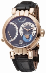Harry Winston Excenter Collection 200-MMTZ39RL-A Mens Watch