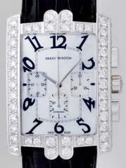 Harry Winston Excenter Collection 330-MCAWL-M Mens Watch
