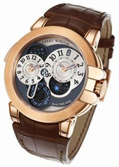 Harry Winston Ocean Collection 400/MATZ44RL.W Mens Watch