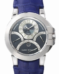 Harry Winston Ocean Collection 400-MCRA44WL-W Mens Watch