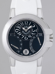 Harry Winston Ocean Collection 400.UABI36WC.K Mens Watch