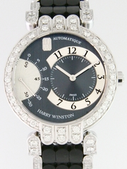 Harry Winston Ocean Collection Z200.MASR37 Mens Watch
