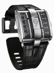 Harry Winston Opus V 500-MAJMWWL.K Mens Watch