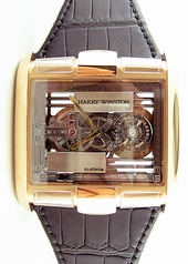 Harry Winston Premier Collection 350.MATRL Mens Watch