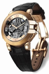 Harry Winston Premier Collection 400.MMTWR45RL Mens Watch