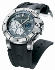 Harry Winston Project Z2 Diver 410/MCA44ZC.A Mens Watch