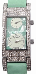 Jacob & Co. Angel Two Time Zone JC-A8D Ladies Watch