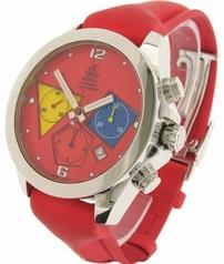 Jacob & Co. Automatic Chronograph AC-M3 Mens Watch