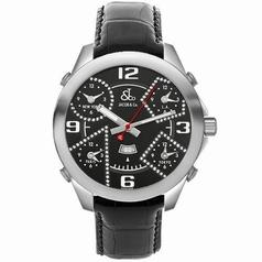 Jacob & Co. Five Time Zone - Large JC-2 Mens Watch