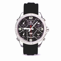 Jacob & Co. Five Time Zone - Large JC-2 Red Band Watch