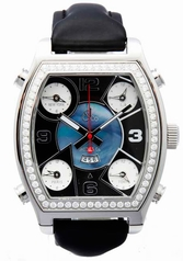 Jacob & Co. H24 Five Time Zone Automatic J0305600001 Mens Watch