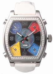 Jacob & Co. H24 Five Time Zone Automatic J0305600004 Mens Watch