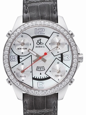 Jacob & Co. H24 Five Time Zone Automatic JC-14D Mens Watch