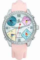 Jacob & Co. H24 Five Time Zone Automatic JC-24 Quartz Watch