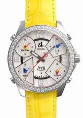 Jacob & Co. H24 Five Time Zone Automatic JC-3D Unisex Watch