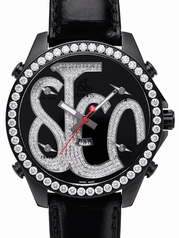 Jacob & Co. H24 Five Time Zone Automatic JC-ATH3D Mens Watch
