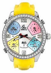 Jacob & Co. H24 Five Time Zone Automatic JC24 Unisex Watch