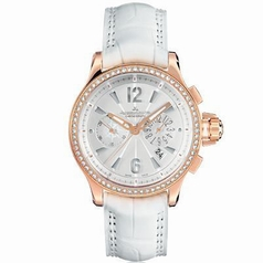 Jaeger LeCoultre Master Compressor Chronograph 174.24.11 Ladies Watch