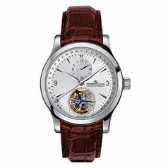 Jaeger LeCoultre Master Tourbillon 165.84.20 Mens Watch