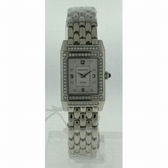 Jaeger LeCoultre Reverso - Ladies Joaillerie Manual Wind Watch