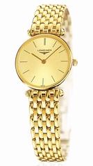 Longines Grande Classique L4.191.6.32.6 Ladies Watch