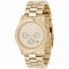 Michael Kors Chronograph MK5055 Ladies Watch