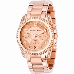 Michael Kors Chronograph MK5263 Ladies Watch