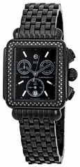 Michele Deco Blanc Noir MWW06A000679 Ladies Watch