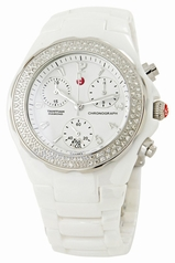 Michele Tahitian Ceramic MWW12B000001 Ladies Watch